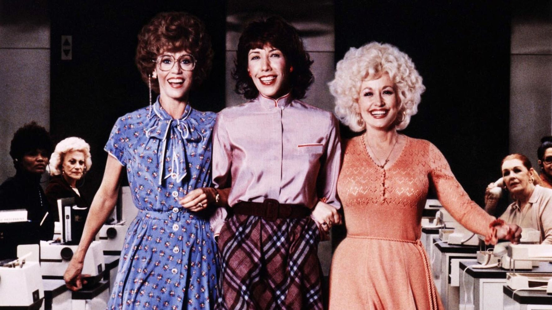 "Still from the film ""9 to 5"""